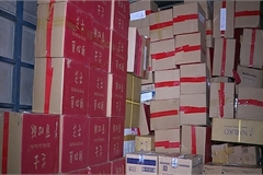 Thu giữ hàng nghìn bánh trung thu cổ truyền không rõ nguồn gốc