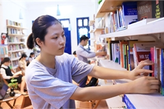 Special charitable model in Hanoi