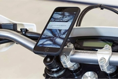 Rung chấn từ xe máy sẽ làm hỏng máy ảnh trên iPhone