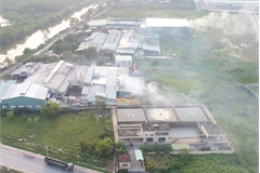 HCM City determined to relocate polluting facilities from residential areas