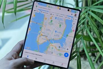Google Maps sẽ ưu tiên đề xuất những tuyến đường tiết kiệm nhiên liệu nhất