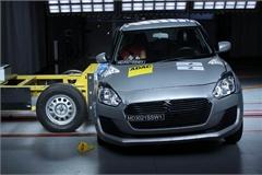 Suzuki Swift gây sốc khi đạt 0 điểm trong thử nghiệm an toàn NCAP
