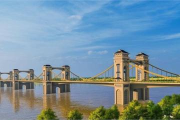 5 cây cầu vượt sông Hồng sắp được xây dựng