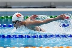 Vietnamese star swimmer announces retirement