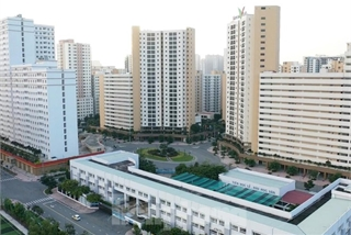 HCM City real estate market faces downtrend