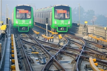 Chinese contractor arrives to solve the problems of the Hanoi stagnant metro project