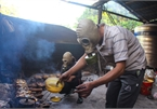 Ha Nam village busy preparing Tet dishes