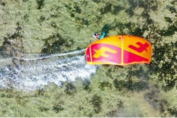 Kite Surfing Festival kicks off in Ninh Thuan