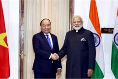 PM Phuc to hold virtual summit with Indian counterpart Modi next week