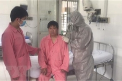 Chinese man recovers from coronavirus