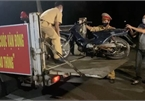 Two Danang policemen die while trying to stop motorbike race