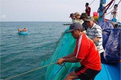 Vietnamese fishermen flock to sea despite China's ban
