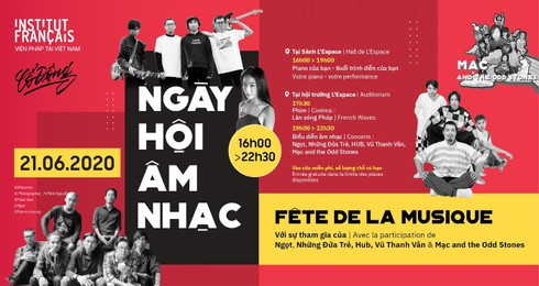 Entertainment Events in Vietnam on June 15-21