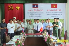 Vietnam-funded high school handed over to Lao school