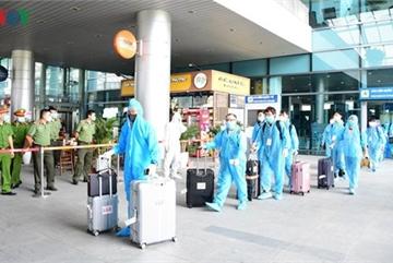 270 Korean experts enter Vietnam, work for LG Group
