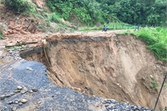 47 deaths due to natural disasters this year