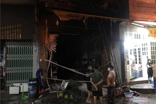 Five killed in Binh Duong house fire