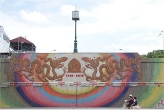 Hanoi to expand the Ceramic Mosaic Mural
