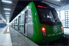 Hanoi's first metro line begins 20-day trial run
