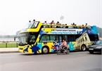 Hanoi double-decker bus service resumed