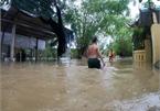 Floods, heavy rain ravage central region
