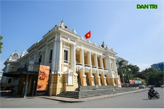French architecture in Hanoi