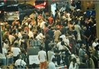 Tan Son Nhat airport packed as Tet nears