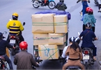 Hanoi considers banning three-wheeled vehicles