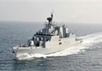 Indian naval ship visits HCM City