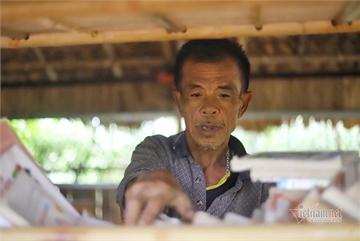Free library for children in Hanoi river slum opened