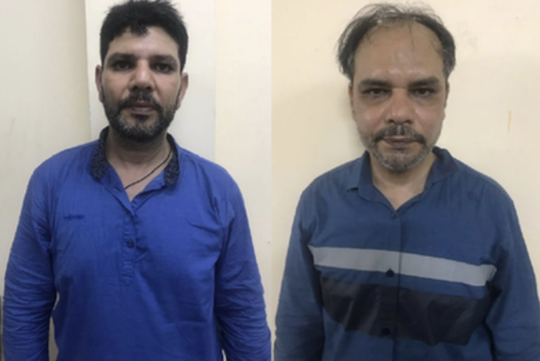 Two foreigners detained for robbery in HCM City