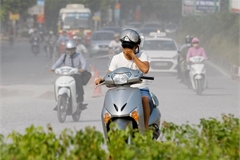 Prolonged air pollution forecasted for northern Vietnam