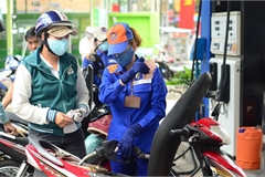 Petroleum prices in Vietnam fall to 11-year low