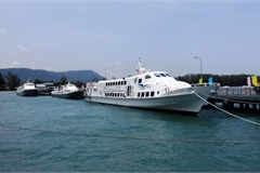 Passenger ship service to Phu Quoc resumed
