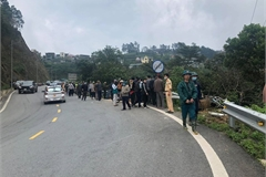 Traffic accident in Tam Dao kills four