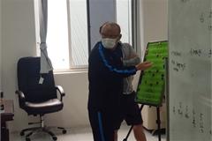 Coach Park Hang Seo's salary unchanged despite Covid-19 crisis