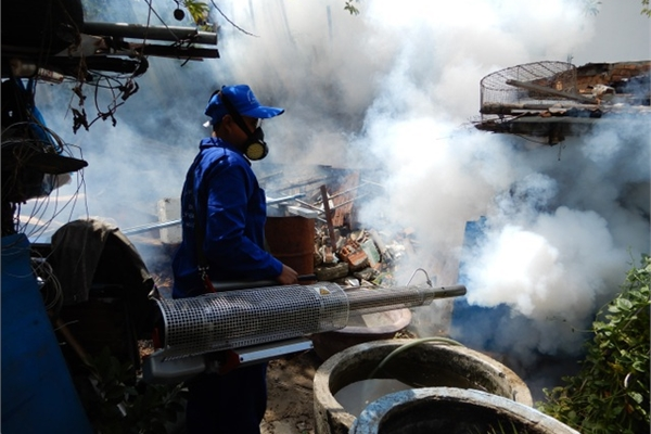 Danang tightens Zika virus prevention after first case confirmed