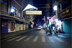Popular tourist streets in Hanoi, HCM City still quiet after re-opening