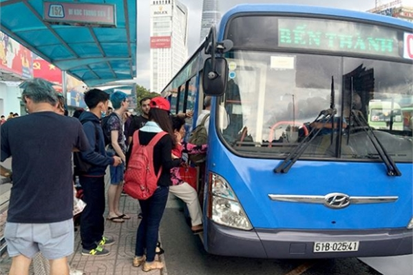 HCM City launches bus crime hotline