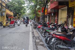 Pavement encroachment more rampant in Hanoi