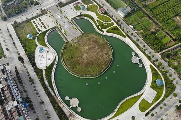 Hanoi park to open soon