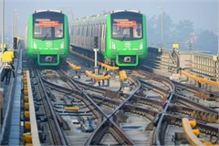Chinese experts arrive for Hanoi metro project