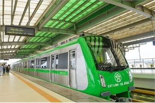 Hanoi's first metro line urged to put into operation this year