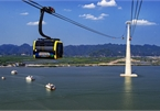 Cat Ba Island cable car route to be inaugurated soon