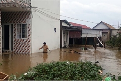 Thousands of houses in Phu Quoc Island submerged