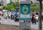 Project to install 11,000 solar energy dustbins underway in Hanoi