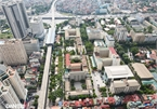 Sluggish university relocation worsens Hanoi traffic