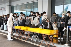 Vietnamese guest workers to be brought home as contracts end