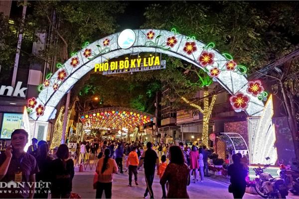 Lang Son opens first pedestrian street