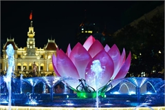 HCM City to hold regular water shows